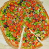 Living Pizza- Raw Vegan Style