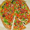 Living Pizza- Raw Vegan Style