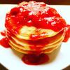 100% Delicious Vegan Pancakes