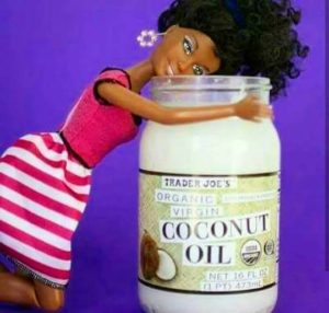 doll-with-coconut-oil