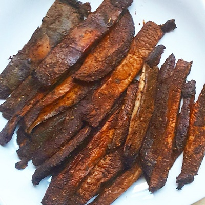 Portobello Fajita Recipe (Vegan)