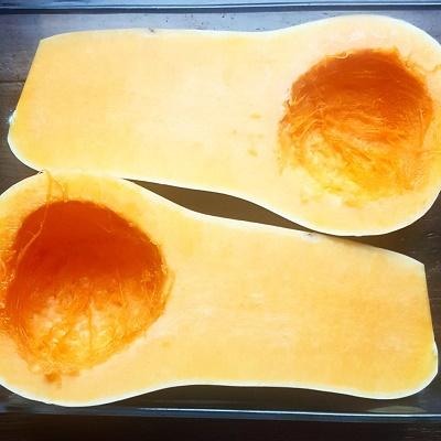Curried Butternut Squash Bisque